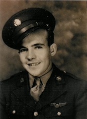 Grandpa B Air Force WWII