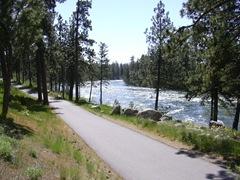 Mile 10 - Flora Rapids