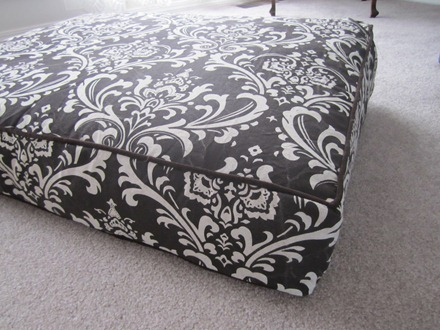 Something For The Road How To Make A Boxed Cushion Cover