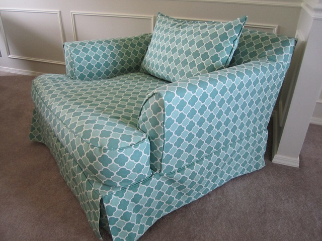 Lovely Custom Slipcovers By Shelley