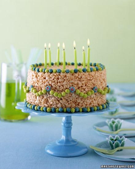 Astounding Something For The Road Martha Stewart Crispy Cake Funny Birthday Cards Online Hetedamsfinfo