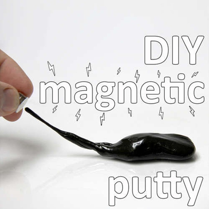 magnetic-silly-putty