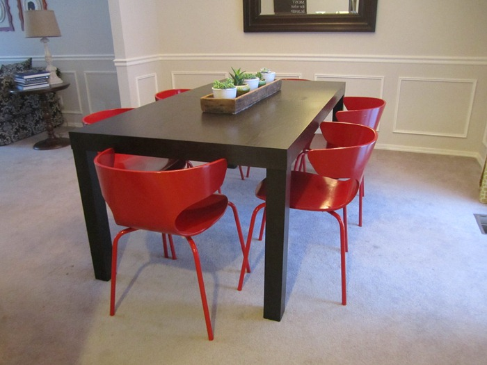 Marvelous Parsons Expandable Dining Table Talentneeds Com