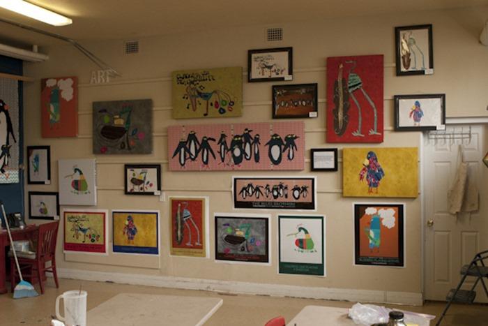 Art Gallery at St. Al's 4.13.13